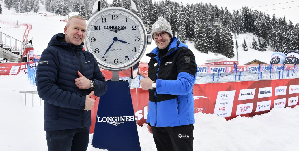 Longines Alpine Skiing Event: FIS AND LONGINES EXTEND PARTNERSHIP FOR FIVE YEARS