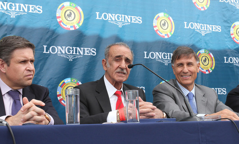 Longines Flat Racing Event: Longines becomes the Official Partner of OSAF and of the Longines Gran Premio Latinoamericano