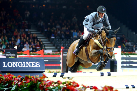 Longines Show Jumping Event: Brilliant moments at the Longines Hong Kong Masters 2014