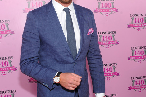 Longines Flat Racing Event: The 140th Longines Kentucky Oaks with Simon Baker