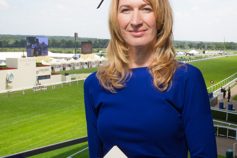 Longines Flat Racing Event: Tennis Legend Stefanie Graf joins Longines at Royal Ascot for an English Day at the Races