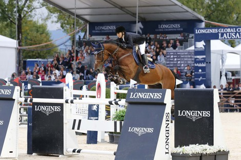 Longines Show Jumping Event: Le Longines Global Champions Tour à Lausanne: Un week-end dédié à l'élégance et à la performance