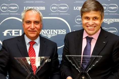 2017 Longines FEI World's Best Jumping Rider & Horse Awards Ceremony to be held at the Mairie de Paris during the Longines FEI World Cup™ Jumping Finals