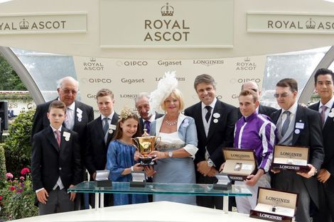 An elegant race day at Royal Ascot with  Longines Ambassador of Elegance Eddie Peng