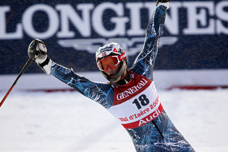 Longines Alpine Skiing Event: Longines and alpine skiing – a successful partnership continues (Levi, FINLAND)