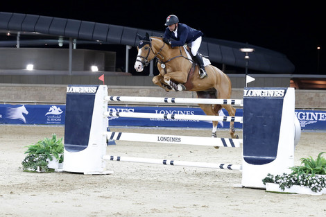 Longines Show Jumping Event: Doha hosts the climax of the Longines Global Champions Tour 2014