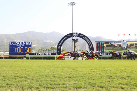Longines Flat Racing Event: Longines Hong Kong International Races – where fervour meets elegance