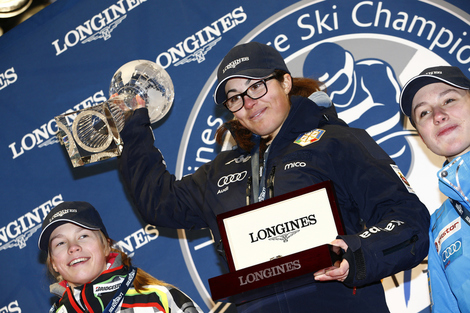 Longines Alpine Skiing Event: Second edition of the Longines Future Ski Champions – A successful 100% female competition in Val d'Isère