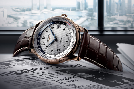 Longines Corporate Event: Longines celebrates Singapore's 50th Anniversary of Independence with an exclusive limited edition watch