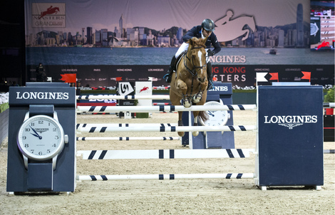 Longines Show Jumping Event: The Longines Hong Kong Masters: the most elegant way to take leave of the Year of the Horse