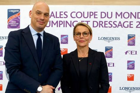 Culmination of an exciting 2017-2018 Longines FEI World CupTM Jumping season in Paris