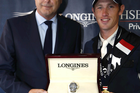 Longines Show Jumping Event: Amazing performances at the Longines Global Champions Tour of Monaco