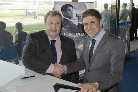 Longines Flat Racing Event: Launch of the Longines Irish Champions Weekend