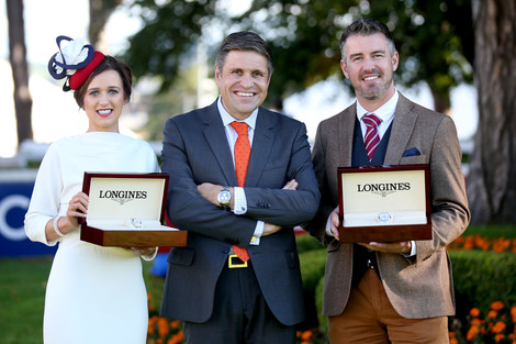 Longines Flat Racing Event: The Longines Irish Champions Weekend