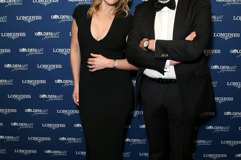 Longines Corporate Event: Longines celebrates its new collaboration with the Golden Hat Foundation in the presence of Ambassador of Elegance Kate Winslet
