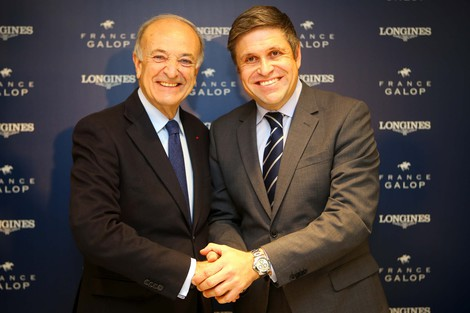 Longines Flat Racing Event: Longines Announces the Renewal of its Partnership with France Galop