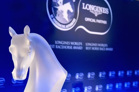2018 Longines World's Best Racehorse and Longines World's Best Horse Race Ceremony Set for London