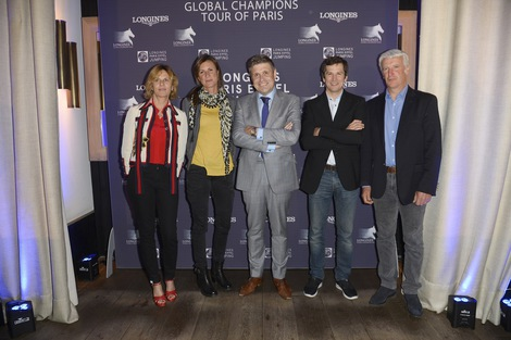 Longines Show Jumping Event: A subtle mix of high-level sport and elegance for the next Longines Paris Eiffel Jumping