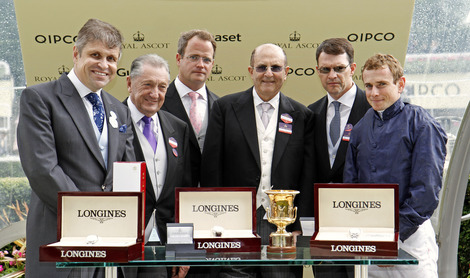 Longines Flat Racing Event: Longines Times Its 10th Royal Ascot