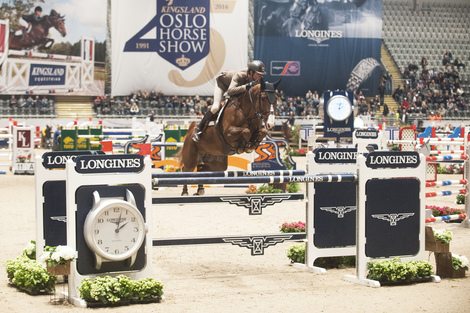Longines Show Jumping Event: The CSI 5* - W La Coruña joins the Longines FEI World Cup™ Jumping series, which opened with the victory of Alberto Zorzi and Fair Light van T Heike in Oslo