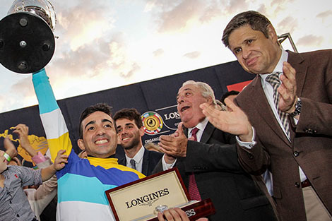 Sixties Song clinched the 2017 Longines Gran Premio Latinoamericano