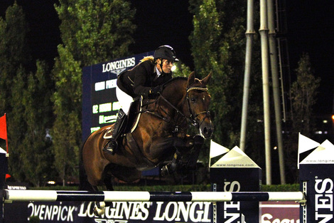 Longines Show Jumping Event: CSIO Barcelona, September 18 to 21 (Barcelona, Spain)