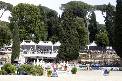 Longines Show Jumping Event: The CSIO Piazza di Siena