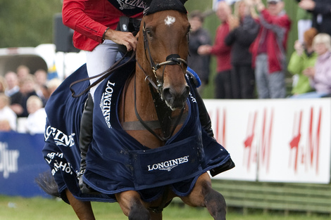 Longines Show Jumping Event: CHIO Falsterbo