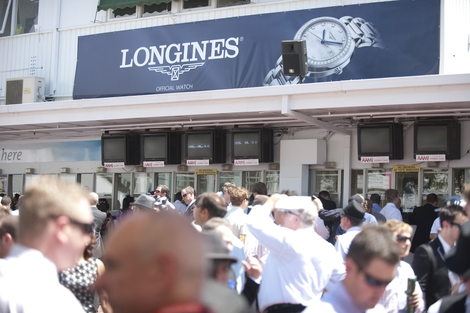 Longines Flat Racing Event: Longines Australia: Official Watch of the 2009 Melbourne Cup Carnival