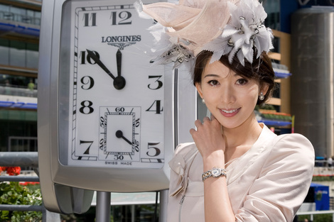 Longines Flat Racing Event: The Asian star Chi Ling Lin discovers the prestigious glamour of Royal Ascot