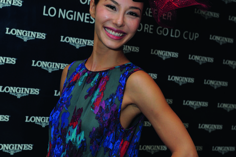 Longines Flat Racing Event: Longines embarks on landmark partnership with the Singapore Turf Club and launches the Longines Singapore Gold Cup