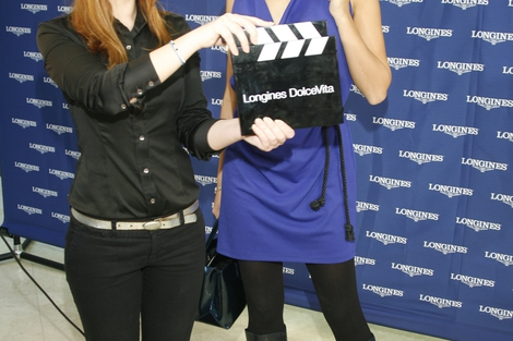Longines Corporate Event: Longines DolceVita - New interpretation of contemporary elegance lauched in Russia