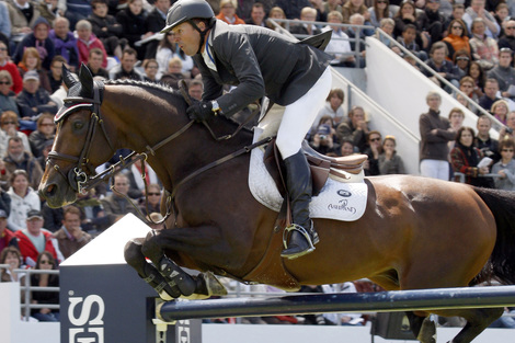 Longines Show Jumping Event: The Jumping International Officiel de France in La Baule