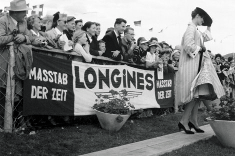 Longines Flat Racing Event: Longines and the Prix de Diane promoting the art of elegance