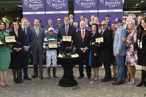Longines proudly times 2018 Breeders' Cup World Championships in Louisville