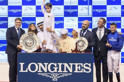 The Dubai World Cup:  Hawkbill steals the limelight in the Longines Sheema Classic race