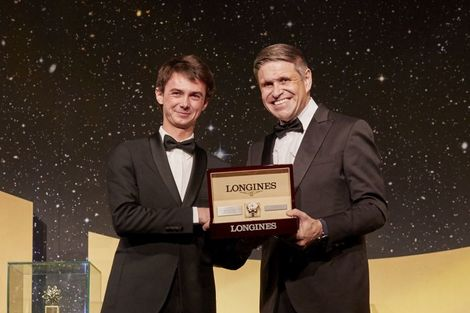 Longines celebrates its long-lasting connection with the equestrian world at the 2018 FEI Awards