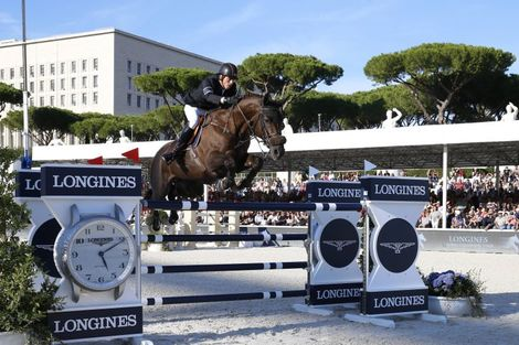 Longines and Global Champions Tour announce significant long-term partnership