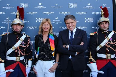 The Longines Paris Eiffel Jumping celebrates its fifth anniversary