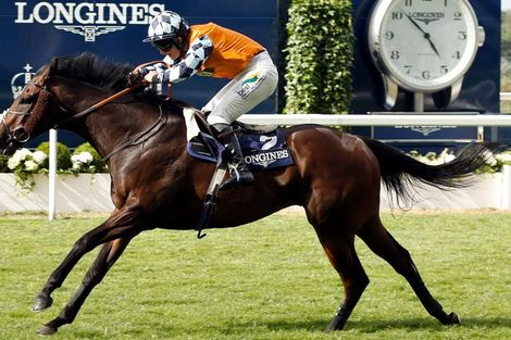 Game-changing Longines Tracking System  served the King George Day