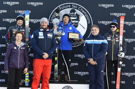 Longines Future Ski Champions : The best international young skiers faced off during the FIS Alpine World Cup Finals