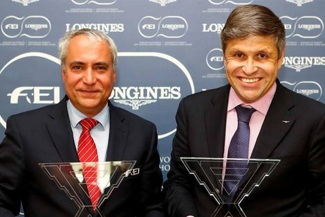 Longines and FEI reveal the Longines FEI World's Best Jumping Rider & Horse Awards