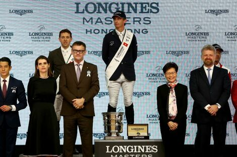 The 2019 Longines Masters of Hong Kong: a perfect mix of sports achievements and glamour