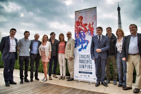 The Longines Paris Eiffel Jumping returns to its iconic location in the very heart of the French capital