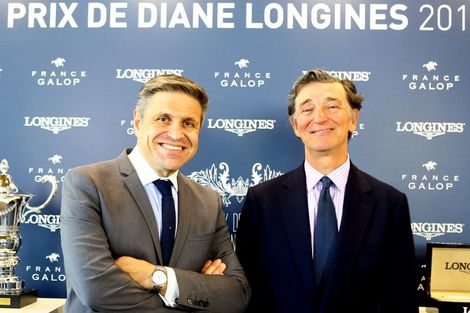 2018 Prix de Diane Longines: new edition of the equestrian rendezvous of elegance in Chantilly