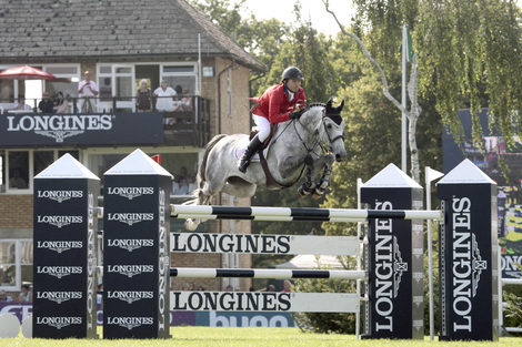 Longines Show Jumping Event: The Longines Royal International Horse Show in Hickstead