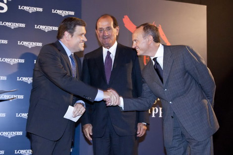 "Longines Flat Racing Event: Longines presents the ""Premio Longines Lydia Tesio - Le Signore dell'Ippica"""