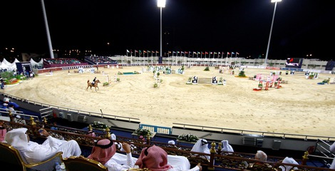 Longines Show Jumping Event: Global Champions Tour and Longines team up for four events in 2012