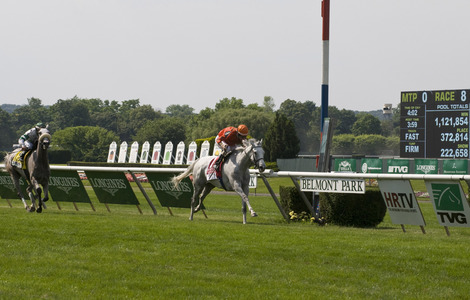Longines Flat Racing Event: Longines, Official Watch of the 2012 Belmont Stakes