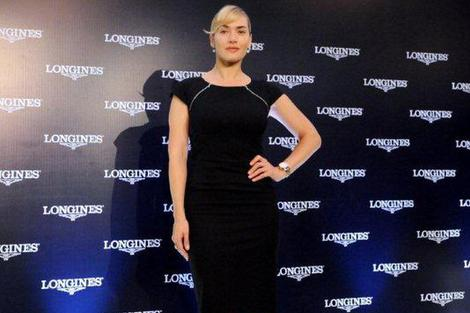 Longines Corporate Event: Kate Winslet reveals the new Longines Saint-Imier Collection in Shanghai